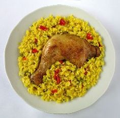 National Poultry Day History - Arroz Con Pollo