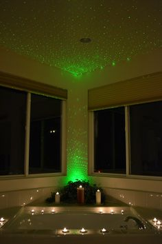 Would you love to relax underneath #green #fireflies? #BlissLights #Spright #Lighting