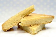 All the Scents of Summer in a Piece of Lavender Shortbread