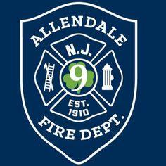 Allendale Fire Department Logo