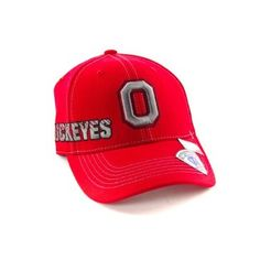 842dbc5c741 Red Ohio State Buckeyes Hat - Enjoy a mix of classic and new era style with