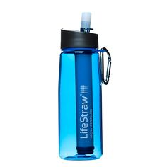 LifeStraw Filtro de Agua Personal Hidrataci/ón Frascos Botellas Tazas Azul