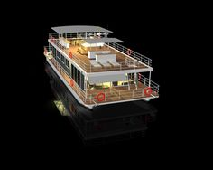 With regards to Recreational Craft Directive 94/25/EC the Respect River houseboat design category is D Sheltered waters, which means that houseboat has designed for voyages on sheltered coastal wat...