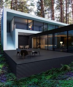 "The Architecture Hunter op Instagram: ""#architecture_hunter The Kiev House, by M2 Architectural Group Via: @best.house follow them!"""