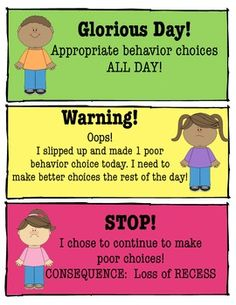 strategies for managing behaviour in the classroom