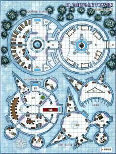 The Pale Tower Map: Reign of Winter- Pathfinder #PaleTower #ReignofWinter #Pathfinder