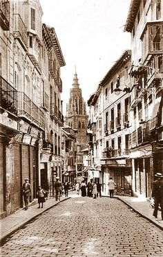 toledo olvidado - Google Search Toledo Spain, Madrid, Portugal, Middle Ages, The Neighbourhood, Street View, City, Travel, Houses