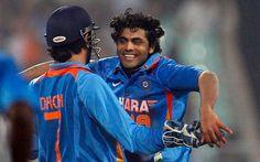 India vs England 2013-Kochi ODI:India beat England by 127 runs-level series! - nwoow