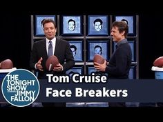 "The Tonight Show Starring Jimmy Fallon ""Face Breakers with Tom Cruise"""