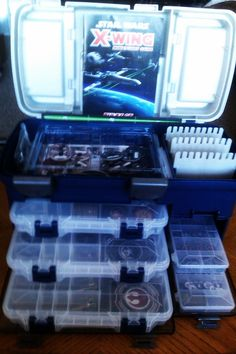 My Non Plano Storage Solution Star Wars X Wing