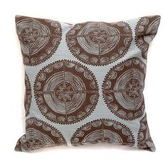 Cushion Covers ~ Ivory Disk Designs $25.00 USD  small Cushion cover in modern, stylish designs, drawing inspiration from Tribal Textiles' rich heritage. #IvoryDisk #ScreenPrint