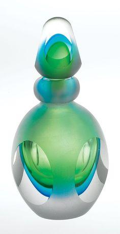 Mantra Perfume Decorative Bottle by Badash Crystal