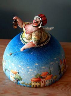 Толстушка-веселушка - куклы из сказки. Комментарии : LiveInternet - Российский Сервис Онлайн-Дневников