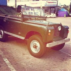 Landrover love