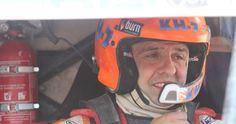El piloto del equipo KH-7 Polaris se juega en la Baja España Aragón sus aspiraciones en el Campeonato de España de Rallys Todo Terreno 2013.