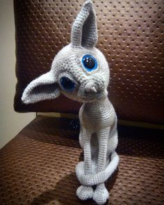 #кошкатайна связана по МК Светланы Перцевой #кошкакрючком #вящанаякошка #ручнаяработа #хэндмэйд #наширукинедляскуки #сфинкс #амигуруми #amigurumi #cat #sfinx #handmade #knitting #knit #weamiguru by olgafaktory
