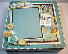 Bundle of Joy Mini Album by anitawill1