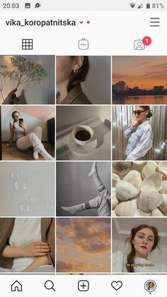 Instagram Feed Goals, Best Instagram Feeds, Instagram Feed Ideas Posts, Instagram Grid, Instagram Frame, Creative Instagram Stories, Instagram Design, Ig Feed Ideas, Photosynthesis