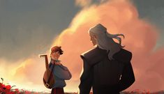 The Witcher Geralt, Witcher Art, Ciri, Him Band, Love Drawings, Superwholock, Lotr, Girly Things, Art Inspo