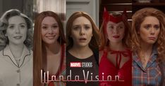 WandaVision looks more and more intriguing.