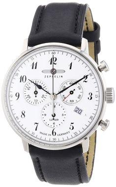 Zeppelin Men's Quartz Watch 70861 - Under £200, unbelievable!