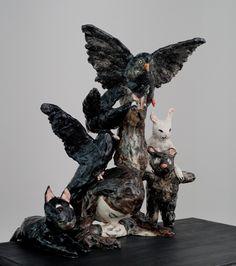 Klara Kristalova | When reason sleeps (After Goya) | 2012