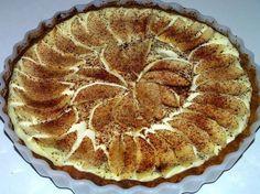 Rahka-Omenapiirakka Finnish Recipes, Yummy Eats, Dessert Recipes, Desserts, I Love Food, Apple Pie, Tart, Goodies, Food And Drink