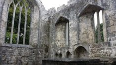 Muckross Abbaye, Abbaye, Killarney
