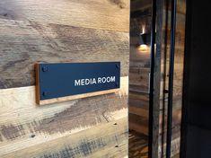 Union Wharf Room Identification – Ashton Design