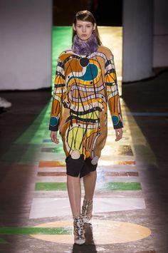 Peter Pilotto at London Fashion Week Fall 2015 | Stylebistro.com