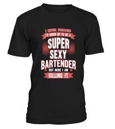 Bartender shirt I am cute bartender tee