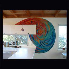Adrian Susnea Litman Kitchen Backsplash and Bathroom mosaics
