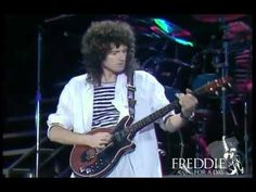 ▶ Queen - Live At Wembley Stadium (full version) - Best concert of all time - YouTube