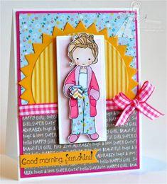 'Morning, Sunshine! by Carole Burrage