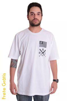 Camiseta Flag Renegade X California Store Hip Hop, Rap - R$ 59,00 em Mercado Livre