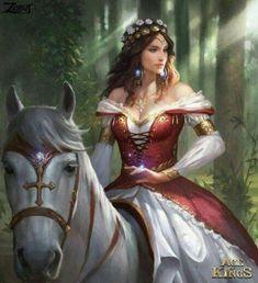 Dark fantasy art character inspiration artworks 40 New Ideas Fantasy Girl, Foto Fantasy, Fantasy Women, Fantasy Warrior, Fantasy Princess, Fantasy Dress, Dark Fantasy, Elven Princess, Dnd Characters