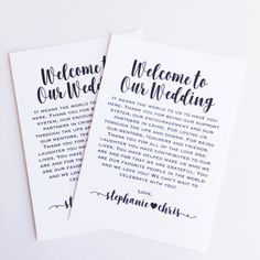 Printable Welcome Letter Editable Note By Alltherageprintables