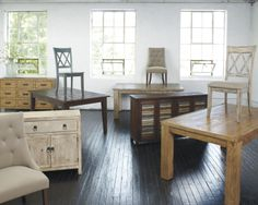 For more information and pricing check out our website!   http://abfmarietta.com/product-category/diningroom-furniture/table-chair-sets/