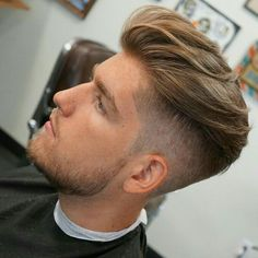 Mens Hairstyles + Cool Haircuts For Men New Mens Haircuts, Cool Haircuts, Hairstyles Haircuts, Cool Hairstyles, 2018 Haircuts, Popular Hairstyles, Blonde Hairstyles, Hair And Beard Styles, Short Hair Styles