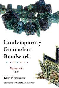 Must have!- Pre-Order for Contemporary Geometric Beadwork, Vol. II (in progress)