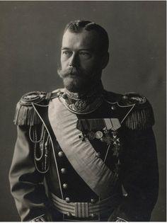 Nicholas, II 1913