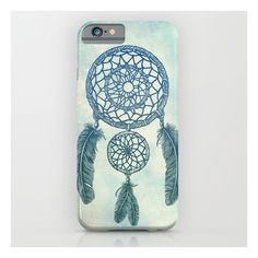 Double Dream Catcher iPhone 6s Case ($35) ❤ liked on Polyvore featuring accessories, tech accessories, phone cases, phonecase, phones, dreamcatcher, electronics and iphone & ipod cases