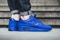 "Another Look at the Nike Air Max 1 Premium ""Game Royal"""