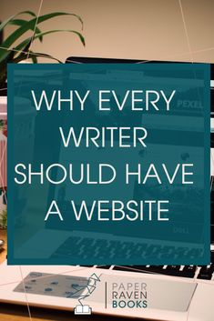 Why every writer should have a website! Yes even if you're a non-fiction writer or an academic writer. Check out this post to learn how creating a writer website can help you succeed as a writer!