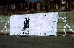 Last Tango in Paris, por Blek Lerat