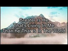 Faith I Can Move The Mountain by Hillsong Greater Is He, Church Songs, Being In The World, Music Songs, I Can, Mountain, Faith, Album, Youtube