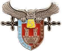 2eme Hussards-5e escadron