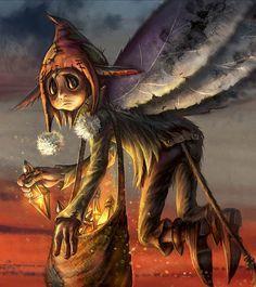 Gnomes,Goblin,Trolls, Fairies, Pixies & Elves on Pinterest ...