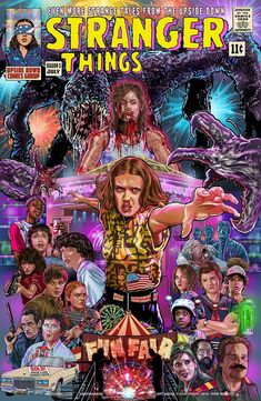 Stranger Things Comic Book by batmankm on Deviantart Kirk Manley Season 3 fanart fan art Eleven Stranger Things Netflix, Stranger Things Tumblr, Stranger Things Actors, Stranger Things Aesthetic, Eleven Stranger Things, Stranger Things Millie Brown, Stranger Things 2 Poster, Stranger Things Upside Down, Stranger Things Halloween