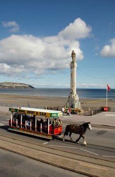 Isle of Man Douglas Horse Tramway Toastracks
